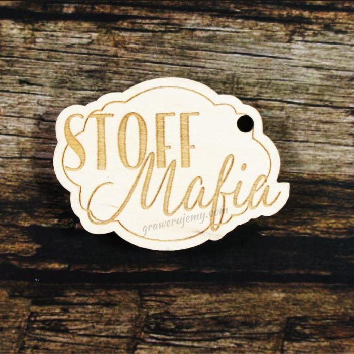 Medal drewniany 311 - Soft mafia