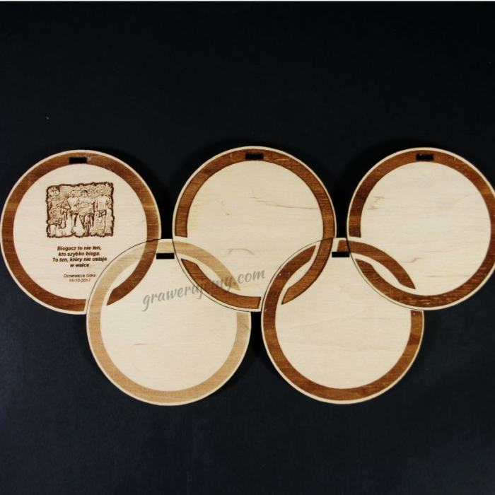 Medale Puzzle